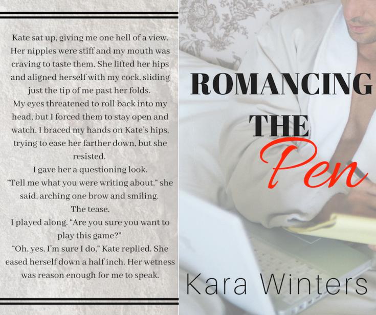 Romancing The Pen Teaser