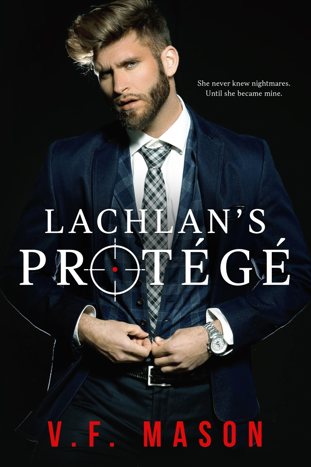 LachlansProtege_FrontCover